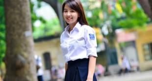anh girl xinh hoc sinh cap 3 rang khenh 310x165 - Phân tích thái độ của nhân vật Huấn Cao đối với viên quản ngục trong tác phẩm Chữ Người tử tù của Nguyễn Tuân
